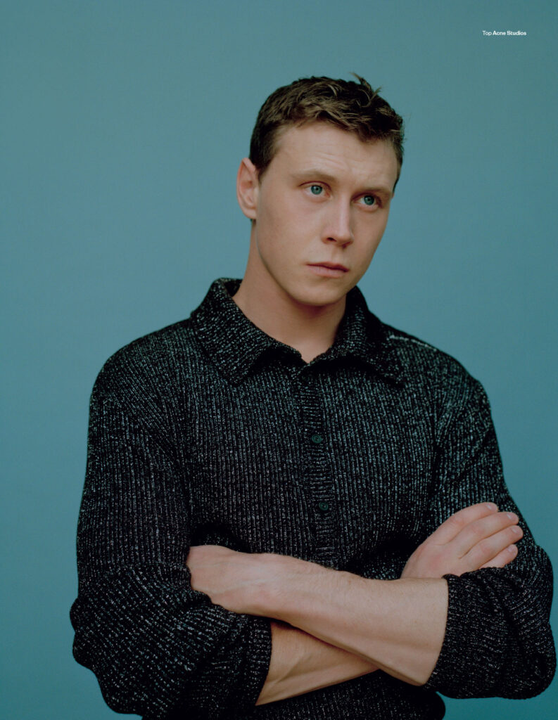 Man About Town, George Mackay
